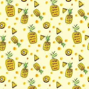 summer fruit ! Pineapple