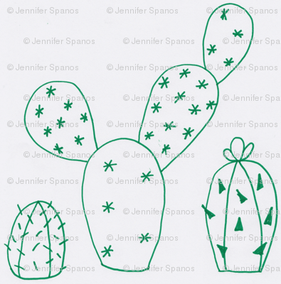 staff challenge 2015: sketchy cactus