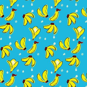 summer fruit ! dancing banana