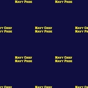 Navy Chief