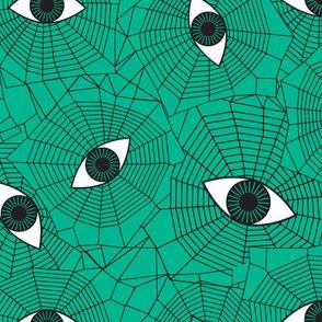 green_spiderweb