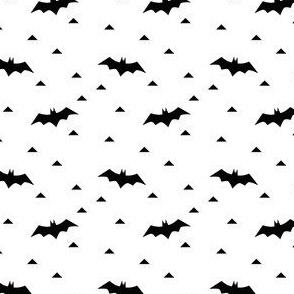 Bat tri white