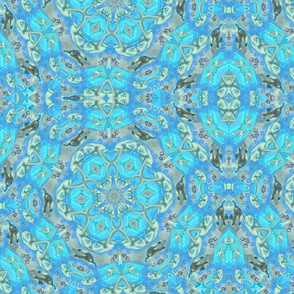 Laura's Sea Turtle Kaleidoscope