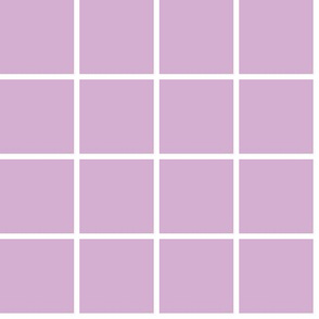 heavyweight grid in amethyst