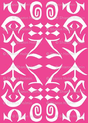 EASY ARCANA Fuchsia