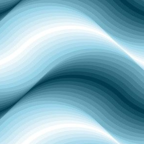 04325245 : billowing waves : sail