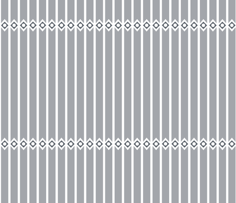 Colosseum Gray fabric by arboreal on Spoonflower - custom fabric