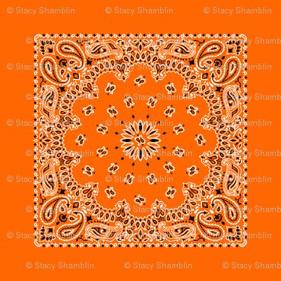 Minidanna A-Safety Orange