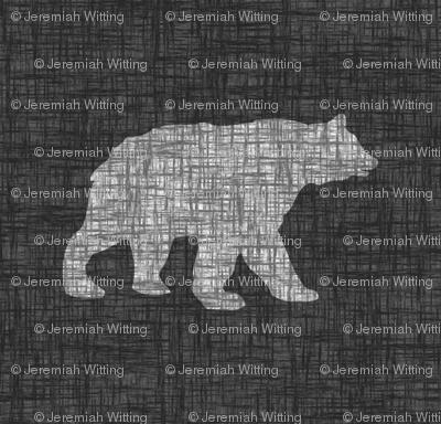 Small Bears 2 - gray
