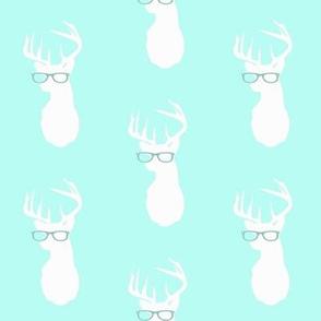 Hipster Deer Mint