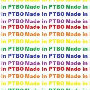 PTBO rainbow