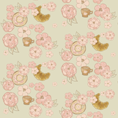 Blossoms tea time