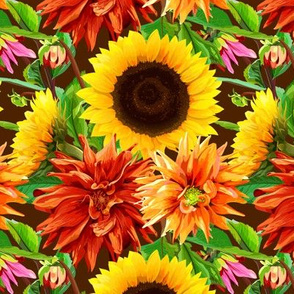 seamless_pattern_2_of_sunflowers_with_dahlias