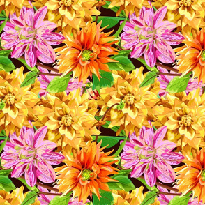 seamless_pattern_emelent_of_colorful_big_georgina_flowers_and_leaves