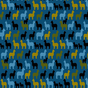 dawn llama