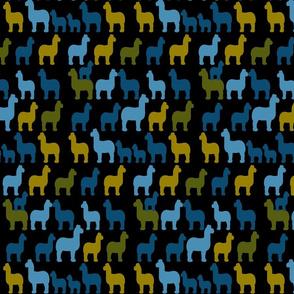 night llama