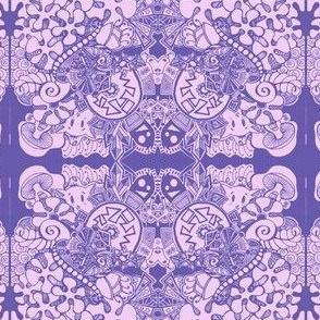 Pink-n-purpleTangle