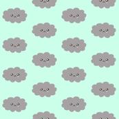 Cute Rain Clouds