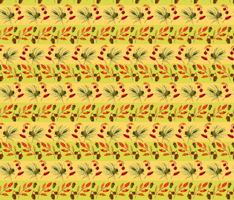 Rrrautumn_seamless_pattern__with_leaves__berries__pine_cones_and_acorns_in_stripes_shop_preview