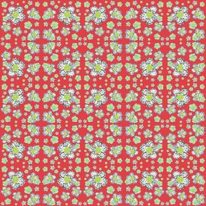 Mint fllowers