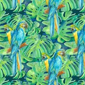 Rrseamless_pattern_element_of_two_ara_parrots_and_leaves_of_monstera_shop_thumb