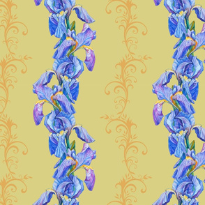 seamless_pattern_of_iris_flowers_and_floral_elements