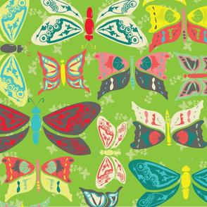Butterflyin'