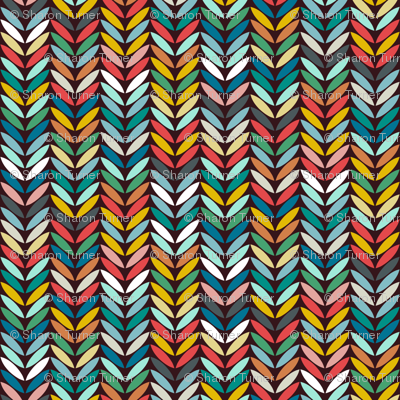 llama arrow chevron dark