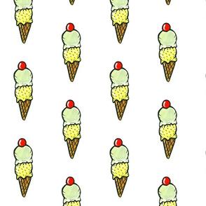Double Scoop of Ice Cream