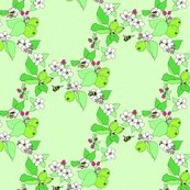 Apple_blossoms_and_honey_bees_circle_brighter_shop_thumb