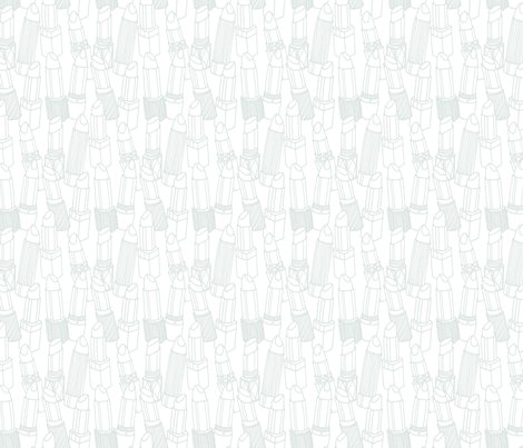 Big_lipstick_outlines_lightgray_spoonflower_shop_preview
