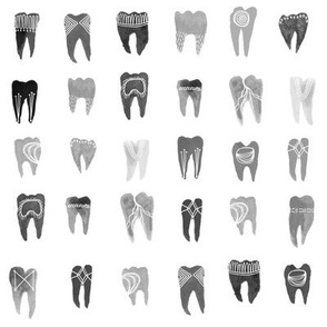 Monochromatic Teeth