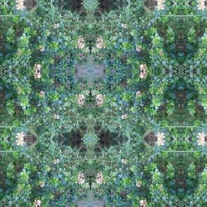 Flower Steps on the Secret Path (Ref. 0839)