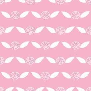 Roses on Pink Lemonade
