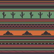 Cacti Desert
