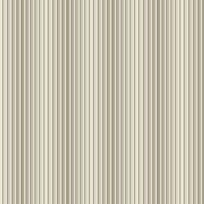 Stripes earthtone varied