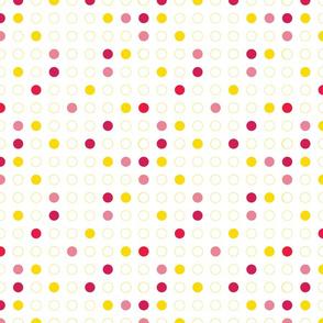 Pink Polka/ Polka Dots