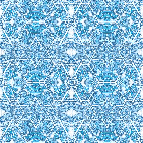 Little Boy Blues fabric by edsel2084 on Spoonflower - custom fabric