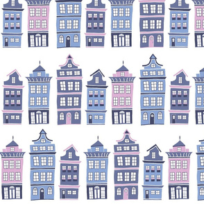 Hudson Collection - Row Houses