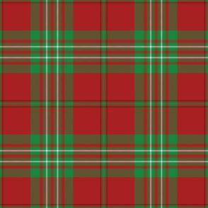 Scott clan tartan, 1842