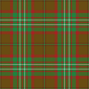 Scott clan hunting tartan