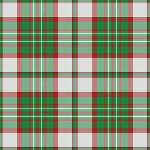 Scott clan dress tartan