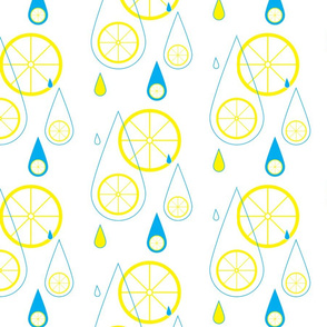 Lemon Raindrops