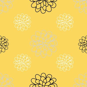 Floral Series Yellow