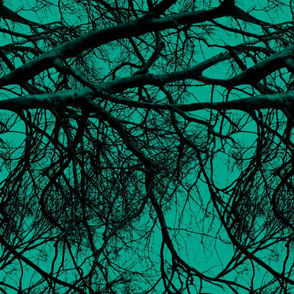 The Tree Lace ~ Emerald ~ Rotated
