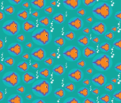 seapunkmandelbrotfishfabric1 fabric by et_al on Spoonflower - custom fabric