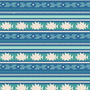 Tribal Shine Stripe