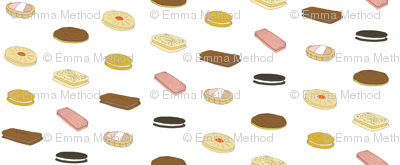 biscui biscuit pattern
