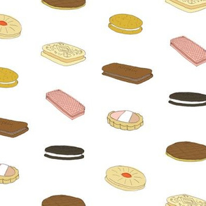 biscui biscuit pattern