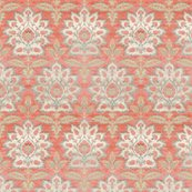 Rrcarnations_and_tulips_damask_ikat___mint_and_coral____peacoquette_designs___copyright_2015_shop_thumb